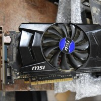 Paling Terlaku Msi Geforce Gtx 750 Ti 2G Oc Twinforce Hebat