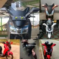 Paling Populer Kedok Dan Spion Lipat Yamaha Lexi Aksesoris Yamaha Lexi