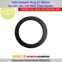 NiSi Adapter Ring 67-82mm for V3 / V5 / V5 PRO Filter Holder