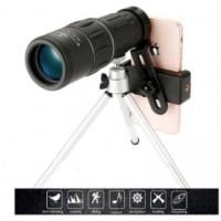 Maifeng Lensa Tele Zoom 16X52 untuk Smartphone - KL1040 - Black