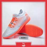 Sepatu Futsal Puma Future 4.4 IT Glacial Blue Original 10569101