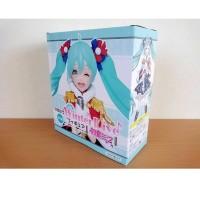PVC Figure Hatsune Miku - Winter Live Vocaloid (18cm)