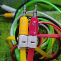 Kabel Aux Audio Griffin 3.5mm dari Hp ke Speaker aktif sound sistem