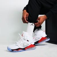 Sepatu Nike Air Jordan Mars 270 Fire Red Premium Original