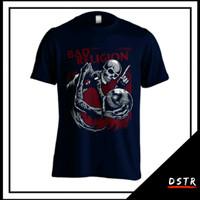 Kaos Baju Distro Musik Band Punk Punkrock Bad Religion C11 Size XS-6XL