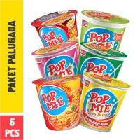 Pop Mie Paket PaLuGaDa 6pcs 450gr