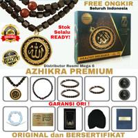 TERLARIS !!! AZHIKRA PREMIUM Tasbih Kesehatan - Kalung AZIKRA ORIGINAL