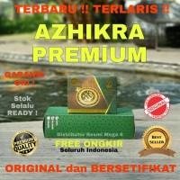 BEST SELLER !!! AZHIKRA PREMIUM Tasbih Kesehatan - Kalung AZIKRA ASLI