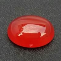 Batu Akik Natural Red Baron Chalcedony Kristal Bergiwang