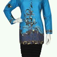 atasan batik blouse arumi
