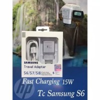Charger Samsung Note 4/Note 5/S6/S7 15W Fast Charging Original