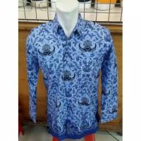 Batik KORPRI PRIA / baju batik KORPRI /seragam KORPRI (Terbaik) Katun