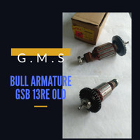 BULL ARMATURE GSB 13 RE