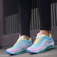 Sepatu Wanita Nike Air Max 97 New Color Best Quality-Blue Warna: Blue