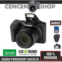 FREE++ | CANON SX430 IS POWERSHOT SX 430 CAMERA