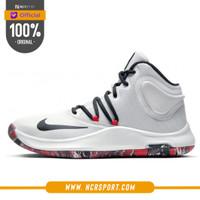 Sepatu Basket Nike Air Versitile 4 White Original AT1199-004