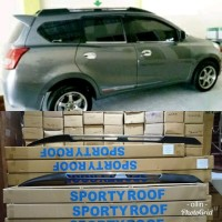 Sporty Roof/Roof Rail Sporty model X-Trail Datsun GO+