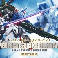 Perfect Strike Gundam PG0019 GUNPLA GUNDAM SEED PG-GUNDAM BANDAI