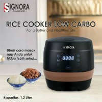 Rice Cooker Low Carbo Signora