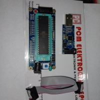 minsys Atmega 8535 minimum system Include downloader and ic ATMEL 8535