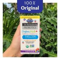 Garden of Life Dr Formulated Kids Probiotics Organics Berry- 30 Kapsul