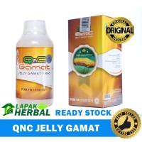 QnC Jelly Gamat Original - Jely Gamat - Jeli Gamat- Jelly Gamat Emas