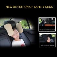 Side Headrest bantal samping mobil anak memory foam bantal lehe