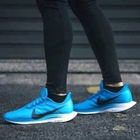 Sepatu Nike Zoom Pegasus 35 Turbo Blue Lagoon Premium Original