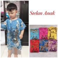 Setelan Baju Barong Bali Anak Anak REALPICT