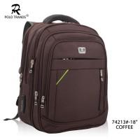 Backpack Polo Trands Ukuran Besar Original Quality-74213-36L