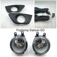 Foglamp fog lamp lampu kabut Datsun GO