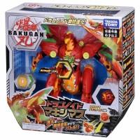 Takara Tomy Bakugan Big Ball Dragonoid Maximus