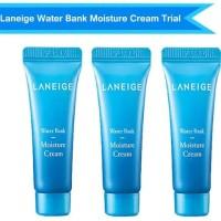 Laneige Water Bank Moisture Cream Trial Size 10ml