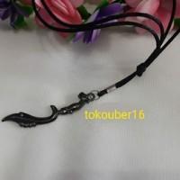 kalung bandul kujang/ kalung pria / kalung cowo
