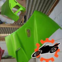 fairing ninja ssr depan bawah. proji