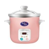 Baby Safe Slow Cooker Lb06D 1,5L With Auto Menu