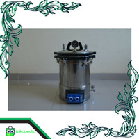 autoklaf 18 liter Autoclave 18 liter sudah dilengkapi timer