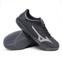 Sepatu Futsal Mizuno Rebula Sala - Black Shadow