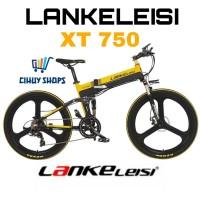 Sepeda Listrik Lankeleisi XT750 Elite Electric Bike Elektrik Bicycle