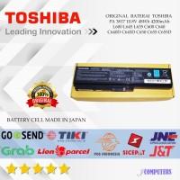 Baterai Toshiba ORIGINAL C600 L310 L510 L630 L635 L640 L645 C640 C650