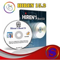 Hiren Boot CD Versi 15.2