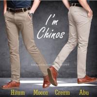 Celana Chino Panjang Pria / Chinos / Cino Murah Berkualitas Distro
