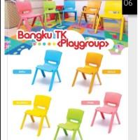 kursi anak plastik/bangku anak tk