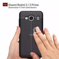 Case Redmi 2 - Leather Case Autofocus Xiaomi Redmi 2s 2s Prime