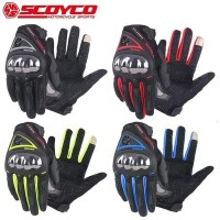 Sarung Tangan Gloves Scoyco MC44 / MC 44 Full Finger Touch Screen