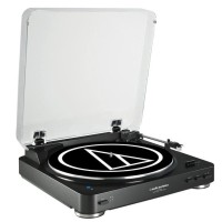 Diskon Audio Technica AT-LP60 BT - Fully Automatic Bluetooth Turntable