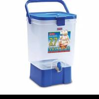 Tempat air minum/arizona drink jar 27 liter lionstar D-27