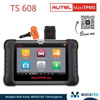 AUTEL MaxiTpms TS608 Scanner TPMS Sensor Roda Mobil Universal