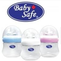 Baby Safe Bottle Wide Neck Milk flow system OM+125 ml WN 001