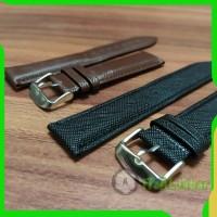Tali jam tangan Kulit Leather strap Balistic 16mm 18mm 20mm 22mm KLBU